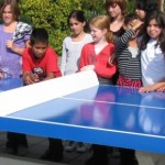pingpongtafels outdoor