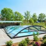 Een zwembad overkapping laten plaatsen!