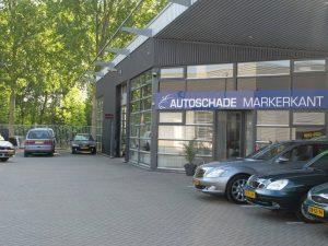 Auto garage Almere