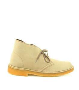 clarks desert boot dames