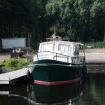 Jachthaven nabij Delft